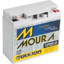 Bateria selada para nobreaks 12v 18ah - 12mva-18  moura -