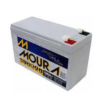 Bateria selada para nobreaks 12v 7ah - 12mva-7  moura -