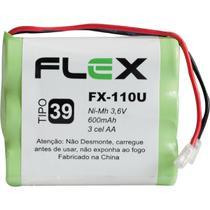 Bateria Telefone S/ Fio 3.6V 600MAH PLUG Univer (5415329877632) - GNA