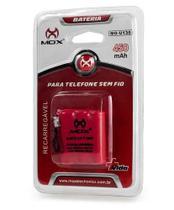 Bateria Telefone S Fio Panasonic Ge Toshiba Plug Universal - Mox