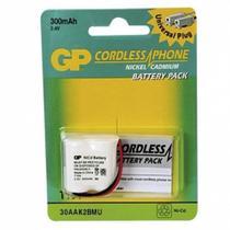Bateria Telefone Sem Fio T104 300mah 2.4v - Sanyo