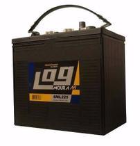 Bateria Tracionária Moura 6ml225 225ah Empilhadeiras -