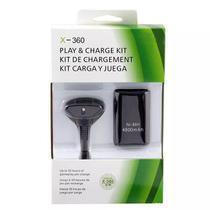 Bateria xbox 360 recarregavel + cabo carregador - Estrela
