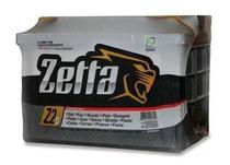 Bateria Zetta 60ah ( Não Necessita A Sua Na Troca) Gol Celta -