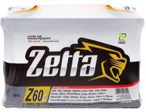 Bateria zetta (moura) z60d 60ah -