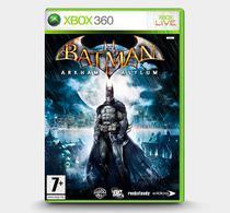 Batman Arkham Asylum - Microsoft