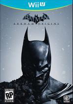 Batman Arkham Origin Wii U -