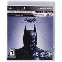 Batman: Arkham Origins - Ps3 - Sony