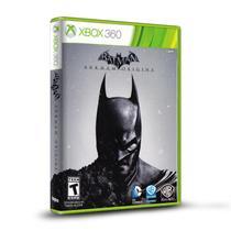 Batman Arkham Origins - Xbox 360 - Geral