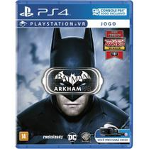 Batman Arkham Playstation VR - Warner games