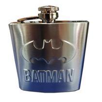 Batman Dc Cantil Aço Inox Para Bebidas Destiladas 170ml - Urban