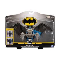 Batman Figuras de Luxo com Armadura - Batman SUNNY BRINQUEDOS - Dc Comics