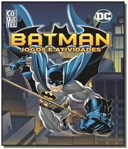 Batman jogos e atividades - Coquetel -