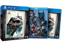 Batman Return to Arkham Combo para PS4 - Warner