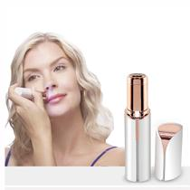 Batom Depilador Indolor Facial Corporal Portátil Flawless  Mega Premium -