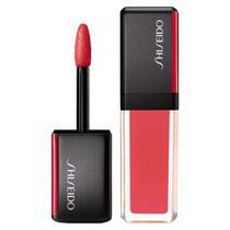Batom Líquido Shiseido - LacquerInk LipShine -