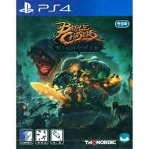 Battle Chasers Night War Ps4 Midia Fisica - Sony