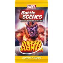 Battle Scenes Invasão Cósmica - Copag