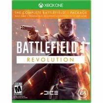 Battlefield 1 Revolution Xbox One Midia Fisica - Xboxone
