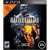 Battlefield 3 Limited Edition - PS3 - Easports