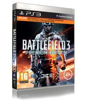 Battlefield 3: Premium Edition - PS3 - Ea