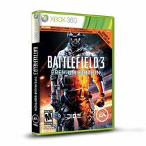 Battlefield 3 Premium Edition - Xbox 360 - Jogo