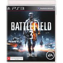Battlefield 3 - PS3 - (Usado) - Easports