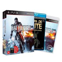 Battlefield 4 + Filme Tropa De Elite - Ps3 - Ea games