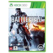 Battlefield 4 - Xbox 360 - Electronic arts