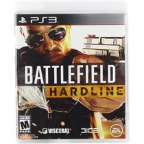 Battlefield Hardline - Ps3 - Sony
