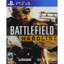 Battlefield Hardline - Ps4 - Sony