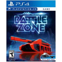Battlezone - Ps4 Vr - Sony