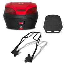Bau 30 Litros Pro Tork Smartbox 3 + Bagageiro Cb 300r -