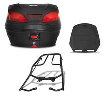 Bau 30 Litros Pro Tork Smartbox 3 + Bagageiro Titan/fan 150 2014/ Fan 160/ Cg Start 160/16 -