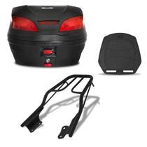 Bau 30 Litros Pro Tork Smartbox 3 + Bagageiro Twister Cb 250 Preto -