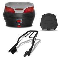 Bau 30 Litros Pro Tork Smartbox 3 + Bagageiro Twister Cb 250 -