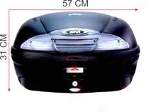 Bau 45 Litros E 450 Bauleto Simply Givi Monolock Fume -