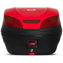 Baú Plástico Moto Pro Tork 30 Litros Smartbox 3 com Base -