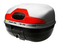 Bauleto 35 Litros - Mixs MX 35 Prata