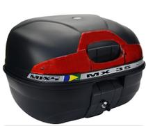Bauleto Bau Mixs 35 Litros Universal Moto -