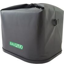 Bauleto Bau para Motos Flexível Dobravel 38 litros Bauflex Bagageiro Impermeável - Zanline