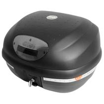 Bauleto Moto Givi E33nt Monolock Point 33 Litros Lente Fumê -