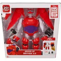 Baymax Com Armadura Baymax 2.0 Big Hero 6 Disney Bandai 41296 SUNNY 1978 -