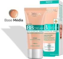BB Cream Efeito Matte - Base Média - FPS 50 - Loréal Paris - LOreal Paris