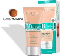 BB Cream Efeito Matte - Base Morena - FPS 50 - Loréal Paris -