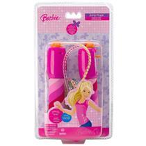 Bbsm2 - corda de pular da barbie com contador e som -