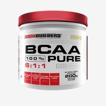 BCAA 100% PURO - 200g - Sem Sabor - Bodybuilders -