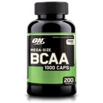 BCAA 1000 200 Cáps - Optimum Nutrition -
