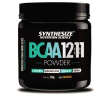 Bcaa 12:1:1 Powder 200g Synthesize ( Sabores ) Drink -