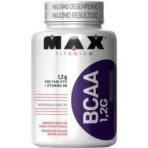 BCAA 1,2 g 272 Tabs - Max Titanium -